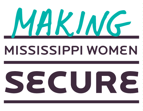 Making Mississippi Women Secure Logo